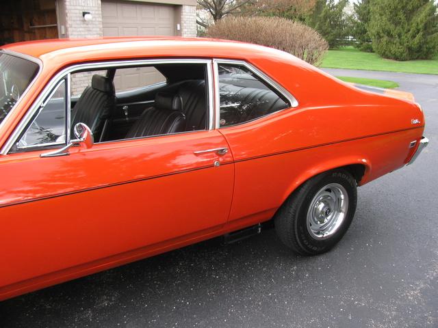 1968 Mustang No Spark