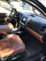 Picture of 2014 Toyota Sequoia Platinum, interior