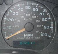 Picture of 2003 Chevrolet Blazer 4 Door LS 4WD, interior, gallery_worthy