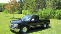 2002 Chevrolet Silverado 1500HD, For Sale, exterior