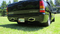 2002 Chevrolet Silverado 1500HD Overview