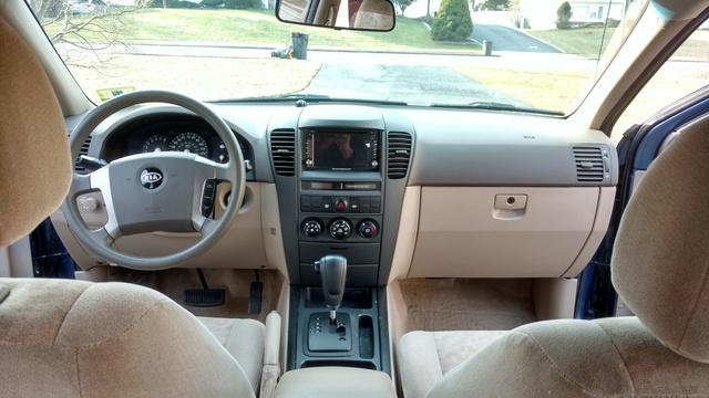 Picture Of 2006 Kia Sorento LX 4WD, Interior, Gallery_worthy