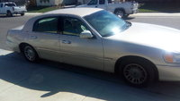 Picture of 2001 Lincoln Town Car Cartier, exterior