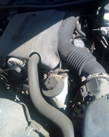 Picture of 2001 Lincoln Town Car Cartier, engine