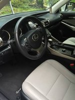 Picture of 2016 Lexus IS 200t Base, interior