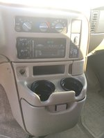 Picture of 2000 Chevrolet Astro LS AWD Passenger Van Extended, interior