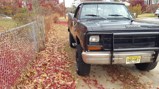 Picture of 1987 Dodge Ramcharger