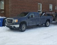 Picture of 2008 GMC Sierra 3500HD SLE Ext. Cab 161.5 in. 4WD Chassis, exterior