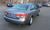 Picture of 2006 Hyundai Sonata, exterior, gallery_worthy