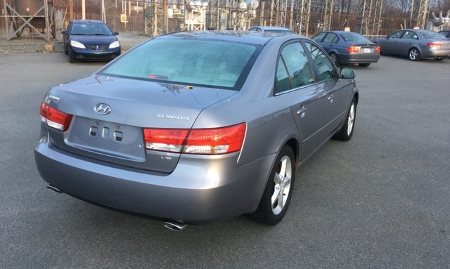 Picture of 2006 Hyundai Sonata