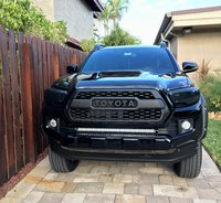 Picture of 2017 Toyota Tacoma Double Cab V6 TRD Sport 4WD, exterior