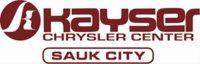 Kayser Chrysler Center logo