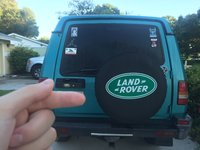 Picture of 1998 Land Rover Discovery 4 Dr LSE AWD SUV, exterior, gallery_worthy