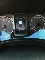 Picture of 2017 Toyota Tacoma Double Cab V6 TRD Sport 4WD, interior