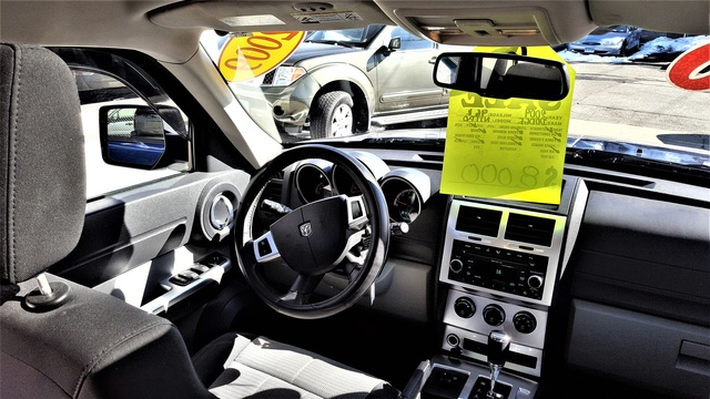 Picture of 2009 Dodge Nitro SLT 4WD, interior, gallery_worthy