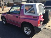 Picture of 1993 Geo Tracker 2 Dr LSi 4WD Convertible, exterior