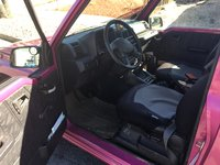 Picture of 1993 Geo Tracker 2 Dr LSi 4WD Convertible, interior
