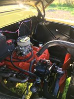 Picture of 1960 Chevrolet C/K 10 Standard, engine