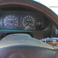 Picture of 1998 Isuzu Rodeo 4 Dr LS 4WD SUV, interior