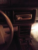 Picture of 1991 Cadillac Eldorado Base Coupe, interior