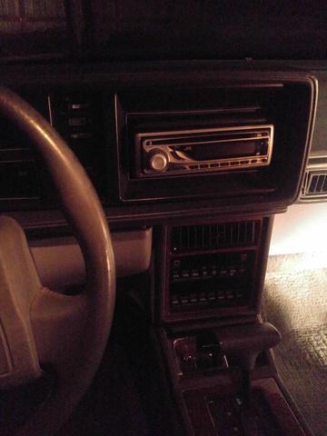 1991 Cadillac Eldorado Interior Pictures Cargurus