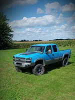 Picture of 2000 Chevrolet C/K 2500 Extended Cab LB 4WD, exterior