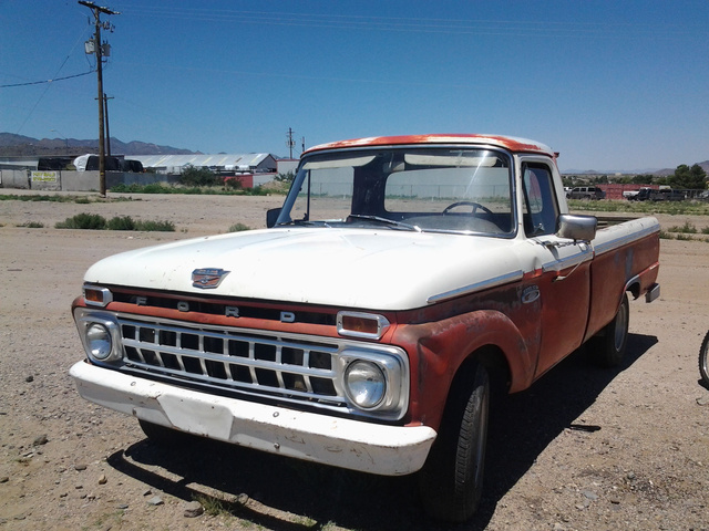 Picture of 1965 Ford F-100