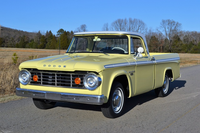 Picture of 1967 Dodge D-Series, exterior, gallery_worthy