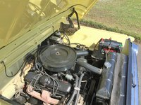 Picture of 1967 Dodge D-Series, engine