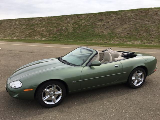 1998 Jaguar XK-Series - Pictures - CarGurus