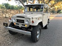 1968 Toyota Land Cruiser Overview