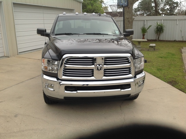 Picture of 2016 RAM 2500 Big Horn Crew Cab, exterior, gallery_worthy