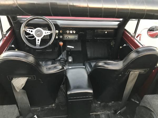 1969 ford bronco interior pictures cargurus