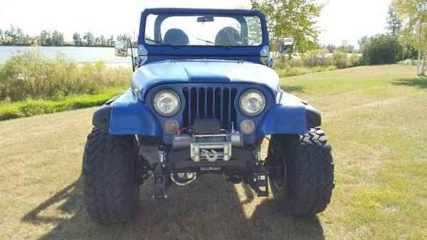 Picture of 1986 Jeep CJ7