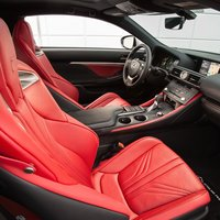 Picture of 2015 Lexus RC F Coupe, interior