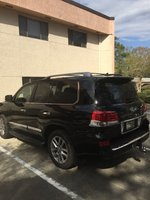 Picture of 2015 Lexus LX 570 Base, exterior