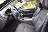 2016 INFINITI Q50 Premium AWD, Interior, interior