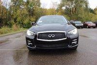 2016 INFINITI Q50 Premium AWD, Front, exterior