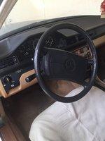 Picture of 1986 Mercedes-Benz 300-Class 300E Sedan, interior