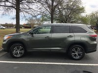 Picture of 2016 Toyota Highlander XLE, exterior