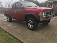 Picture of 1997 Nissan Truck SE 4WD Extended Cab SB, exterior, gallery_worthy