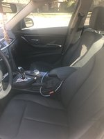 Picture of 2015 BMW 3 Series 320i Sedan, interior