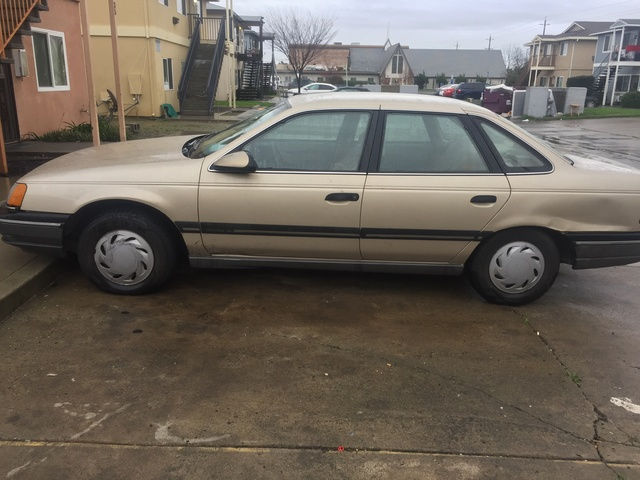 Picture of 1990 Ford Taurus GL, exterior, gallery_worthy