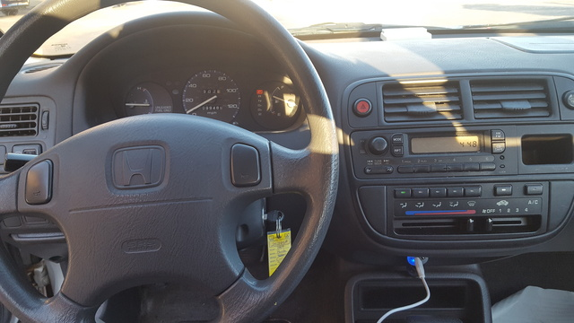 Picture Of 1997 Honda Civic Coupe DX, Interior, Gallery_worthy