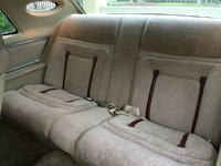Picture of 1979 Lincoln Continental Mark V Cartier, interior