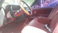 Picture of 1981 Chevrolet El Camino SS, interior