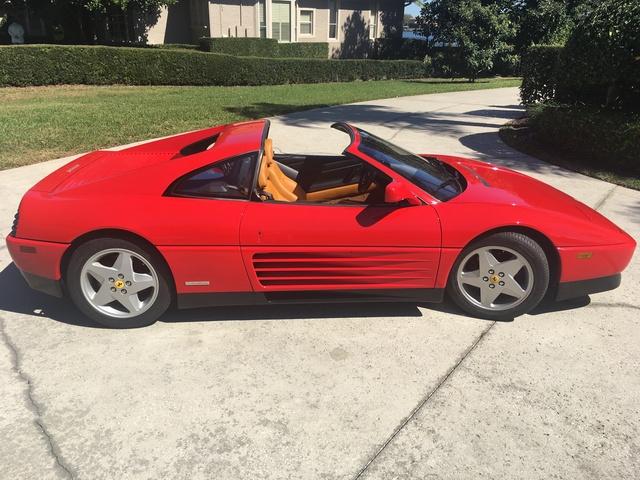 Picture of 1989 Ferrari 348