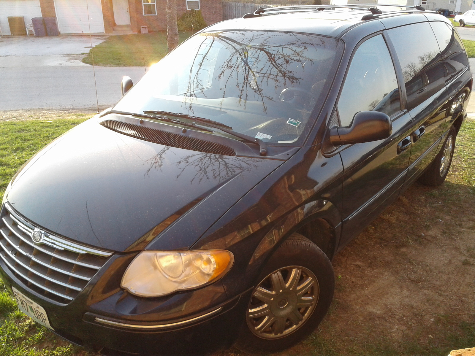 Chrysler Town Country Questions Coolant System Cargurus