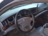 Picture of 2001 Buick LeSabre Limited Sedan FWD, interior, gallery_worthy