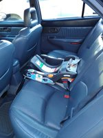 Picture of 1998 Buick Regal 4 Dr GS Supercharged Sedan, interior